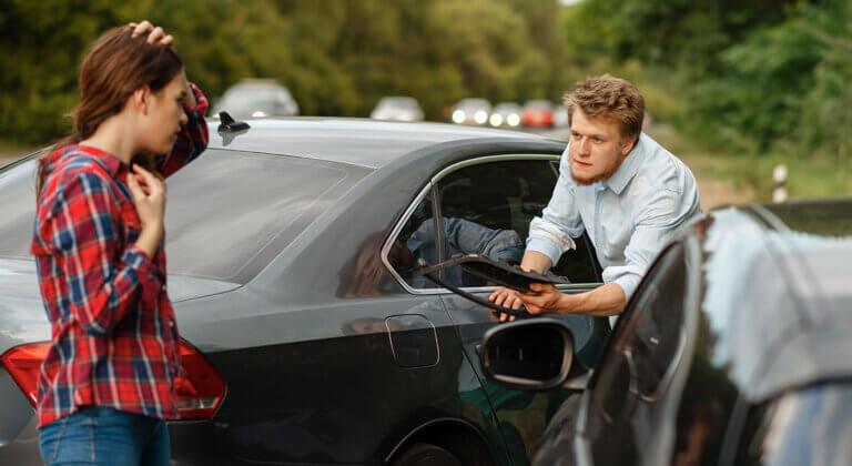 תאונת דרכים כשאין ביטוח חובה